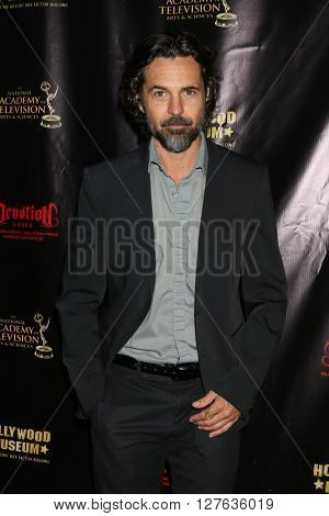 LOS ANGELES - APR 27:  Jeffrey Vincent Parise at the 2016 Daytime EMMY Awards Nominees Reception at the Hollywood Museum on April 27, 2016 in Los Angeles, CA