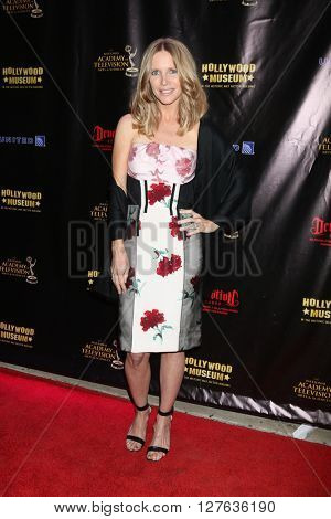 LOS ANGELES - APR 27:  Lauralee Bell at the 2016 Daytime EMMY Awards Nominees Reception at the Hollywood Museum on April 27, 2016 in Los Angeles, CA