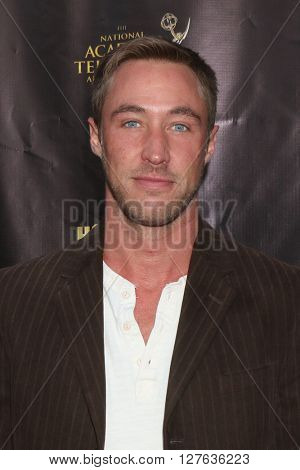 LOS ANGELES - APR 27:  Kyle Lowder at the 2016 Daytime EMMY Awards Nominees Reception at the Hollywood Museum on April 27, 2016 in Los Angeles, CA