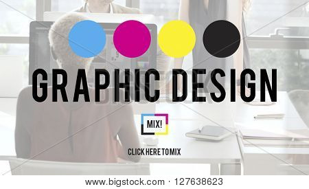 Design Graphic Creative Planning Purpose Draft Concept