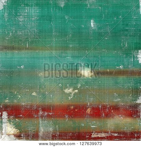 Hi res grunge texture or retro background. With different color patterns: brown; gray; green; blue; red (orange); white