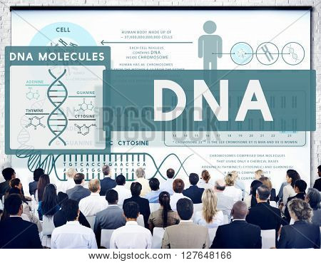 DNA Biology Conference Case Study Concept