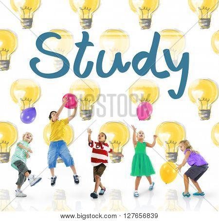 Study Knowledge Development Education Ideas Concept