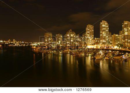 Cambie Bridge Vancouver British Columbia Canada 2