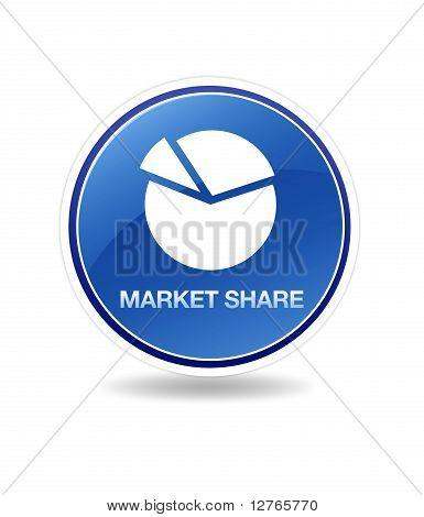 Best Market Share Icon