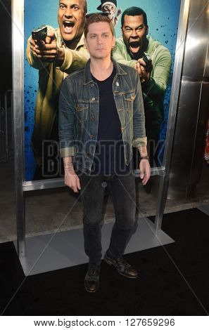 LOS ANGELES - APR 21:  Rob Thomas at the Keanu Los Angeles Premiere at the ArcLight Hollywood Theaters on April 21, 2016 in Los Angeles, CA