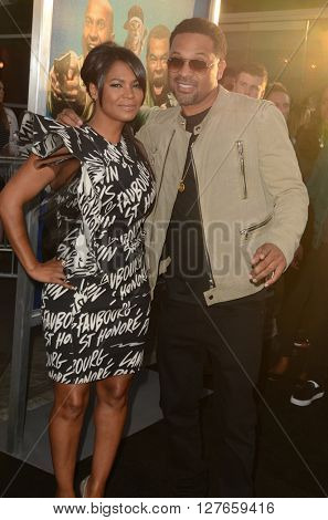 LOS ANGELES - APR 21:  Nia Long, Mike Epps at the Keanu Los Angeles Premiere at the ArcLight Hollywood Theaters on April 21, 2016 in Los Angeles, CA