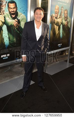 LOS ANGELES - APR 21:  Ian Casselberry at the Keanu Los Angeles Premiere at the ArcLight Hollywood Theaters on April 21, 2016 in Los Angeles, CA