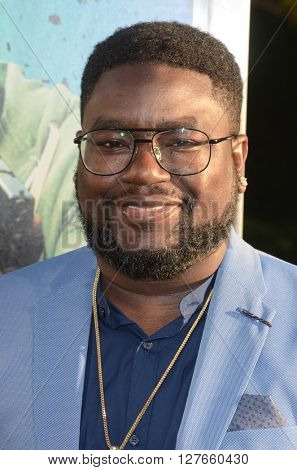 LOS ANGELES - APR 21:  Lil Rel Howery at the Keanu Los Angeles Premiere at the ArcLight Hollywood Theaters on April 21, 2016 in Los Angeles, CA