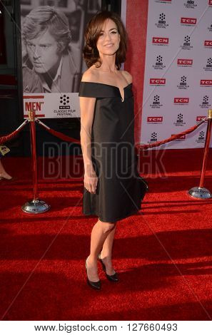 LOS ANGELES - APR 28:  Jennifer Grant at the TCM Classic Film Festival Opening Night Red Carpet at the TCL Chinese Theater IMAX on April 28, 2016 in Los Angeles, CA