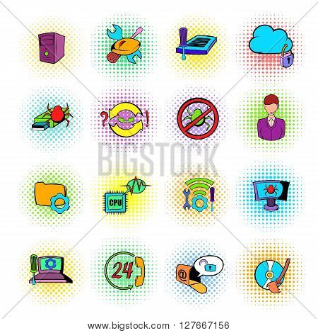 Technical support icons set. Technical support icons. Technical support icons art. Technical support icons web. Technical support icons new. Technical support set. Technical support set art. Technical support set web. Technical support set new. Technical