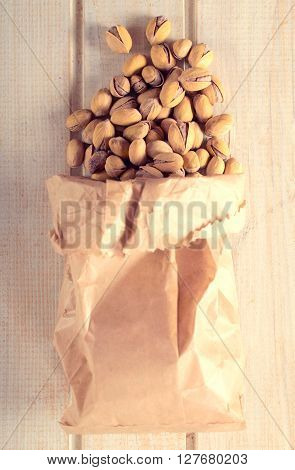 Pistachio In Bag