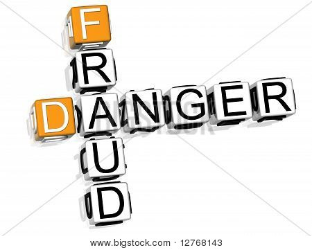 Danger Fraud Crossword