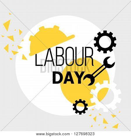 International labour day concept vector illustration design