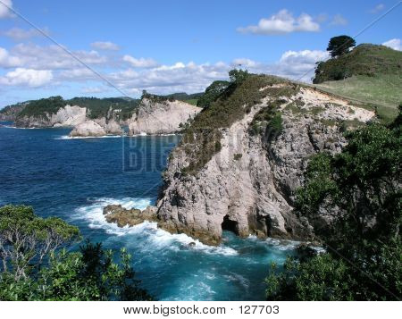 Coastal Cliffs