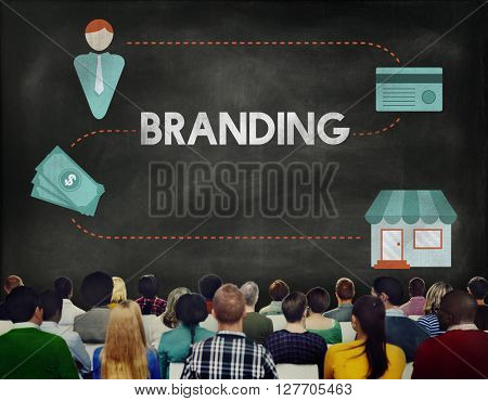 Branding Marketing Commercial Trademark Concept