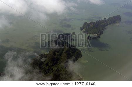 Asia Thailand Phuket Ao Phang Nga