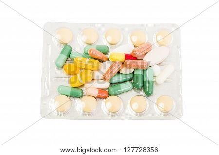 Blister And Pills