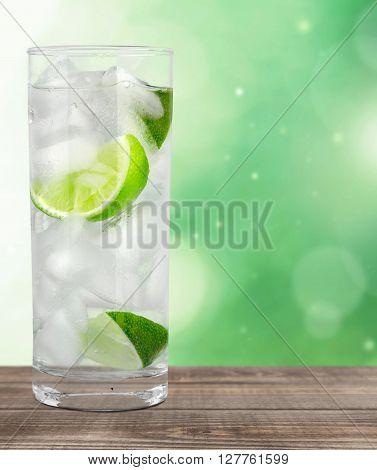 Vodka.