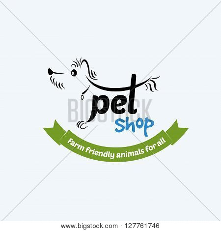 Pet shop logo design for every pet lover