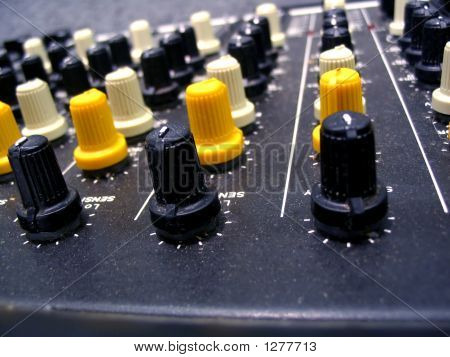 Mixer Knobs