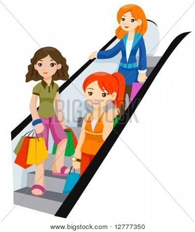 Shopping - Vector