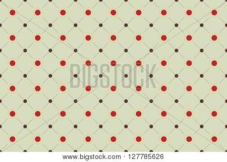 Sun Seamless Pattern Background. Sun Pattern Design. Vector Stock.