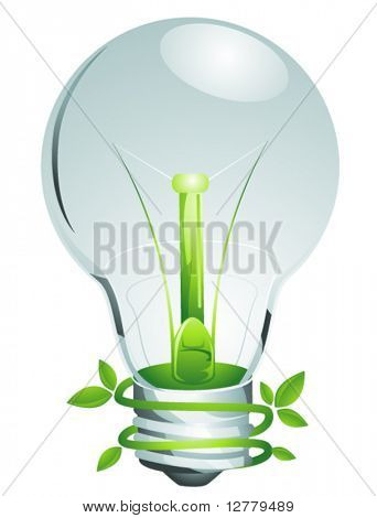 Green Technology - Vector