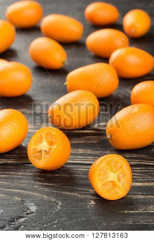 Half Fruit Kumquat