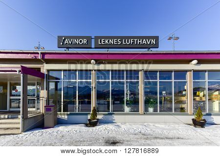 Leknes Airport - Norway