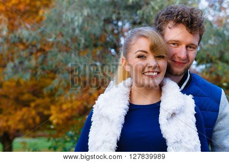 Couple In Love Enjoy Romantic Date
