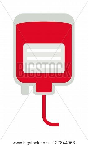 Donate blood medical hospital drop transfusion vector illustration. Blood donation medical and hospital drop blood donation. Transfusion blood donation clinic, emergency save help human donor.