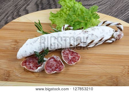 Spanish Sausage Fuet