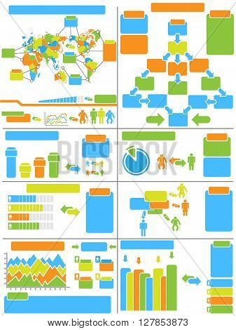 INFOGRAPHIC DEMOGRAPHICS TOY  for web and other