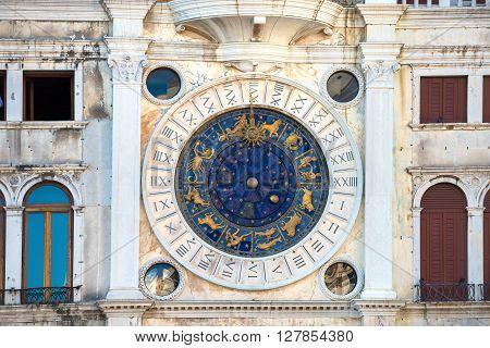 Zodiac Astronomical Clock Tower