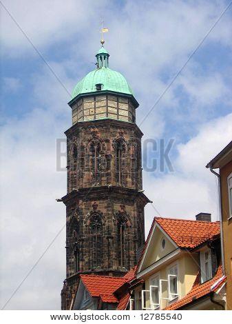 Göttingen. Germany. St Jacob.Church