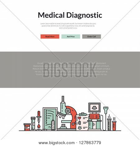 Medical Web Page