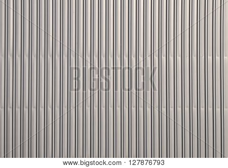 Aluminum Corrugated Metal Wall