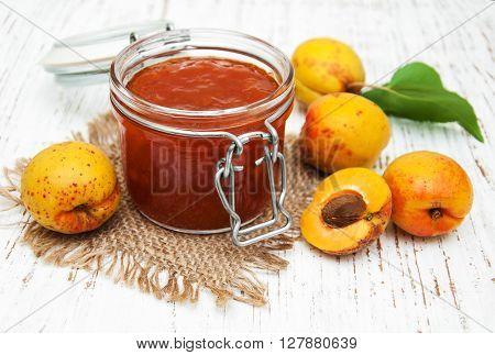 Apricots Jam