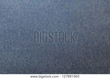 Fabric Texture Detail of Blue Denim Texture Pattern Background.