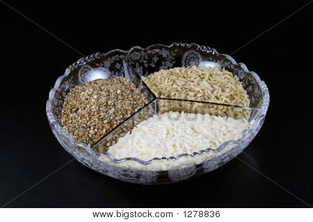 Grains In A Bowl