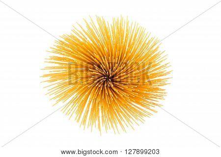 Flower Of Whole Wheat Spaghetti