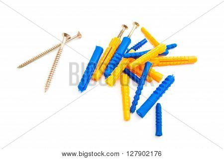 Dowels And Different Screws