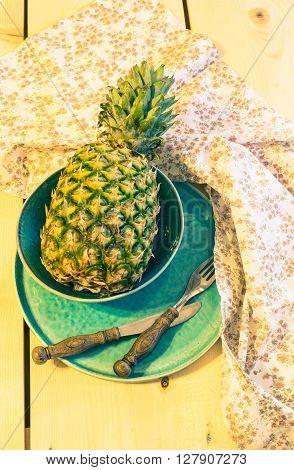 Fresh Ananas Fruit