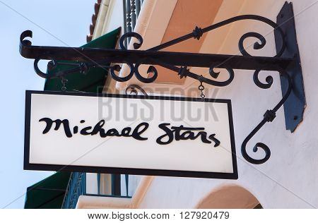 Michael Stars Retail Store And Exterior