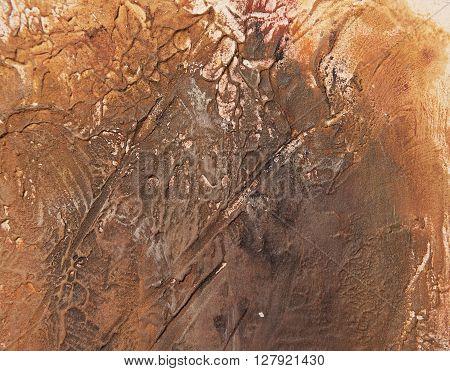 Light orange background texture with dark spots