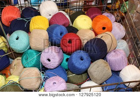 Many Balls Of Soft Wool For Sale