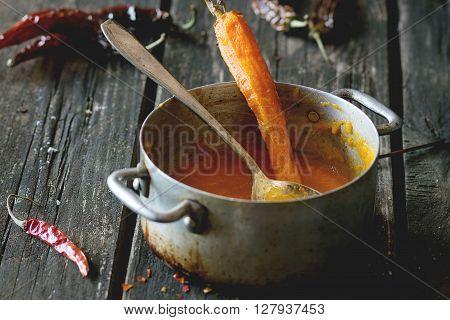 Carrot Cream Soup