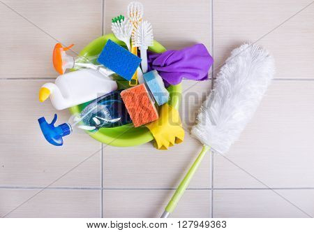 Floor Cleaning Supplies And Equipment