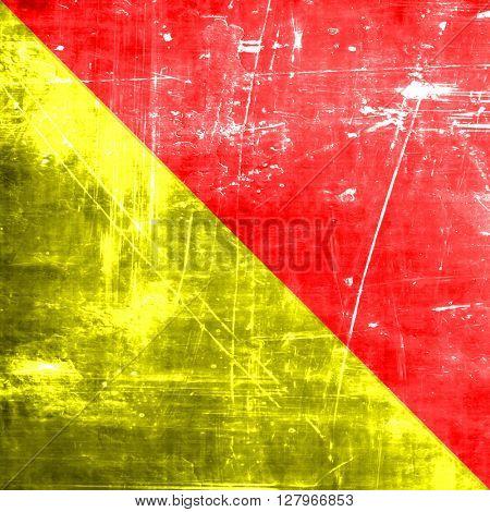 Oscar maritime signal flag